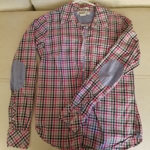 L.O.G.G Button Down with Elbow Patches